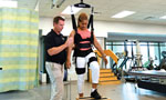 New technology redefines rehab - Thumb
